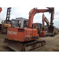 Original Color Second Hand Hitachi Excavator , EX60 - 1 Hitachi 6 Ton Excavator Manufactures