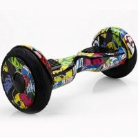 Quality 10 Inch Self Balance Electric Scooter Skateboard Two Wheel Lithium Battery for sale