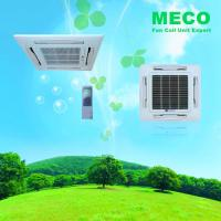 China Cassette type Water Chilled Fan Coil Unit(4 TUBE)-200CFM on sale