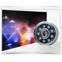 12W RGB LED Underwater Pond Lights , Water Fountain Lights 2 Years Warrantee Manufactures