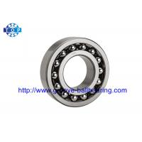China TVH Self Aligning Ball Bearing 2206 High Load Open Type With Steel Cage on sale