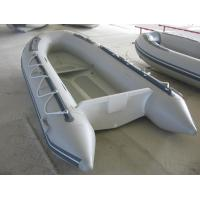 Quality Customized 1.0mm Hypalon Tube Aluminum RIB Boat Rigid Hull Inflatable Boat for sale