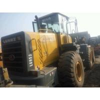 Used SDLG 953 Front End Tractor Loader 3cbm Bucket 16600kg Operating Weight Manufactures