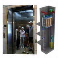 Fuji Passenger Elevator with High Precision Positioning Control System Manufactures