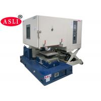 High precision Temperature Humidity & Vibration combined test chamber/ three integrated Climatic chamber Manufactures