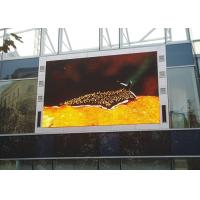 Street Full Color LED Signs Outdoor IP65 LED Screen Advertising P20 Fireproof Manufactures
