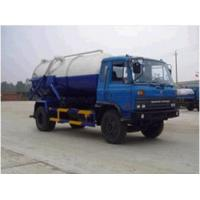 Quality dongfeng 170hp 7000L sewage suction truck for sales, septic tanker truck for for sale