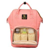 Extra Large Diaper Bags For Outdoor Baby Care , Baby Girl Backpack Diaper BagLarge Capacity Manufactures