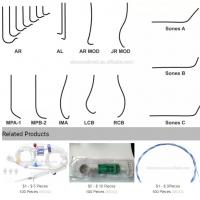 Interventional Cardiology Products Angiographic Catheter Medical Catheter Manufactures