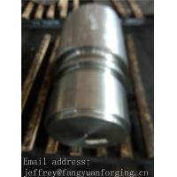 18CrNiMo7-6 Hot Rolled Forged Shaft For Gear Box Wind Power  Mining Machinery Manufactures