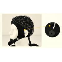 Electroencephalogram EEG Electrode Cap For Abnormalities In Adults  Manufactures