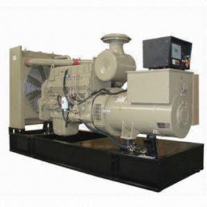 Cummins Engine Open Diesel Generator 50hz And Stamford Alternator Manufactures