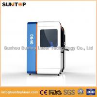 Quality Small size metal laser cutting machine , Fiber laser cutting equipment for sale