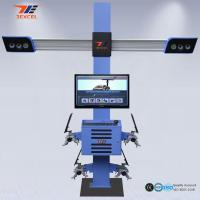 Mobile Truck Wheel AutoWireless Alignment Equipment  Wheel Balancing Professional Manufactures