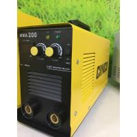 Inverter ARC Welding Machine / MMA Welding Equipment With High Duty Cycle Manufactures