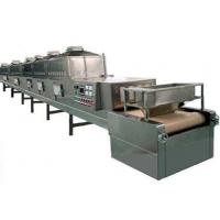 Microwave Drying of wool tops Manufactures