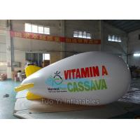 High Strength Modern Zeppelin Airship Inflatable Advertising Blimps Manufactures