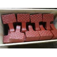 Hard Layer Crusher Wear Parts , Manganese Steel Hammers With Surface Welded Manufactures