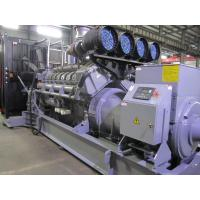 Water Cooled Perkins Diesel Genset 4016-61TRG3 With 1800KW Output Power Manufactures