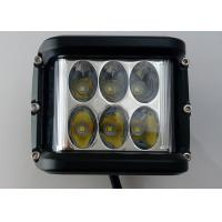 "Quality 45W 4.5"" Square LED Driving Lights 6500k Offroad Truck Work Lights 3800 Lumen for sale"