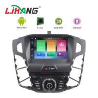 Android 8.0 Multimedia Ford Car DVD Player For FOCUS 2012 LD8.0-5712 Manufactures