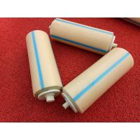 Nylon Conveyor Rollers Corrosive Resistant Used for Fertilizer Industries Manufactures