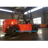 6 Ton Powerful Industrial Forklift Truck Sideshift Type 5070*1070*4020mm Overall Dimension Manufactures