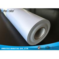 China Waterproof RC Silver Metallic Glossy Resin Coating Paper 260gsm ISO / FSC on sale