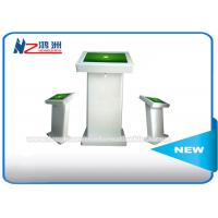 Stand Alone Self Service Checkout Kiosks For Library 1920 X 1080 Resolution Manufactures