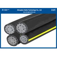 China IEC 60502 Standard Overhead Insulated Cable For Building Networks In City on sale