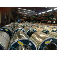 Galvanized ISO9001 Steel Coil 508 / 610mm / Steel Sheet Coil Manufactures