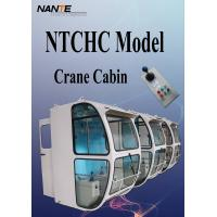 Well equipped NTCHC Model Crane Cabin With Botton Window DIY Color Manufactures