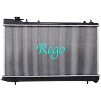 2006 - 2008 Subaru Forester Car Radiator Replacement 2.5L H4 1 Row High Performance Manufactures
