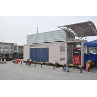 Professional CNG Refueling System CNG Fuel Stations With SIEMENS Motor Manufactures