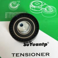 Timing Belt Tensioner V Ribbed Pulley For Dokker Sandero Logan GT35545 8200908180 Manufactures