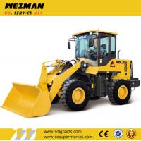 China tractor front end loaders SDLG LG918 on sale