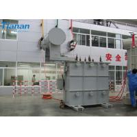 35kv Three Phase Electrical Oil Immersed Power Transformerr / 2 Winding Transformer Manufactures