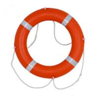 High Bouyance Life Saving Buoy , HDPE Life Preserver Ring For Rescue Manufactures