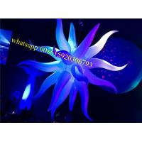 Inflatable Bent Star , inflatable star , inflatable led balloon , inflatable light , light balloon , wedding balloon Manufactures