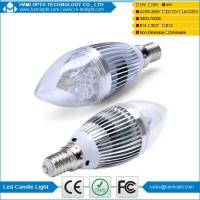 E14 LED candle light white 4500K led candle lighting factory price Manufactures