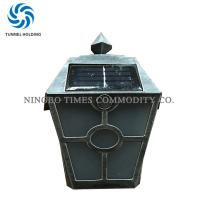 0.5W 2 LED Solar Wall Lamp Energy Saving Solar Garden Wall Lights For Lighting Manufactures
