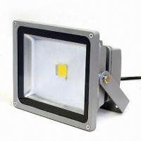 LED Floodlight with 85 to 265V AC Input Voltage and 3,500lm Luminous Flux, 120° Viewing Angle Manufactures