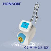 Tattoo Removal Q Switch Nd YAG Laser Device with Korea 7 - joint Articulated arm Manufactures