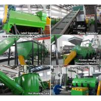 Automatic PET bottles label remover machine Manufactures