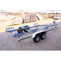 Hot Dip Galvanized Double SHAFT 8.65m Boat Trailers FRPYS600DR Manufactures
