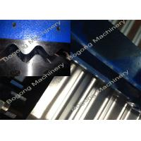 China Pre-painted / Galvanized Steel Corrugation Roof Sheet Roll Forming Machine on sale