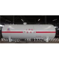 bulk surface LPG gas storage tank 50cbm for sale, high quality bulk 25metric tons cooking gas storage tank for sale Manufactures