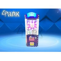 1 Player Crane Toy Vending Machine Coin Operated For Shopping Mall 300KG Manufactures
