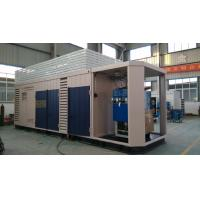 Quality Professional Integrated Natural Gas Compressor CNG Gas Stations With Motor Direct Driving for sale