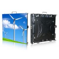 P4 P6 P8 P10 Outdoor Full Color Led Display Screen Wide Viewing Angle For Event Stage Manufactures
